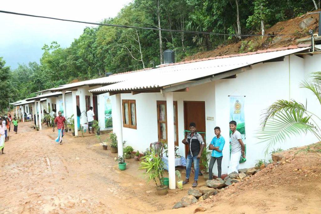 Hulandawa Estate Housing Project