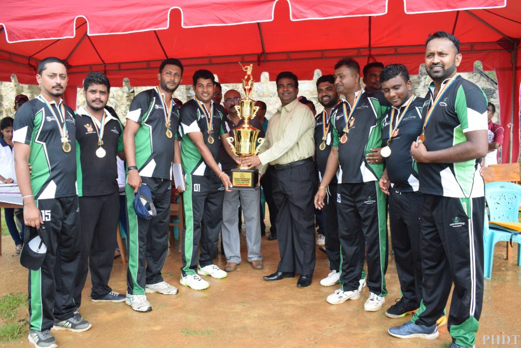 """Spring Cup"" Cricket tournament 2018 – PLANTATION HUMAN ..."