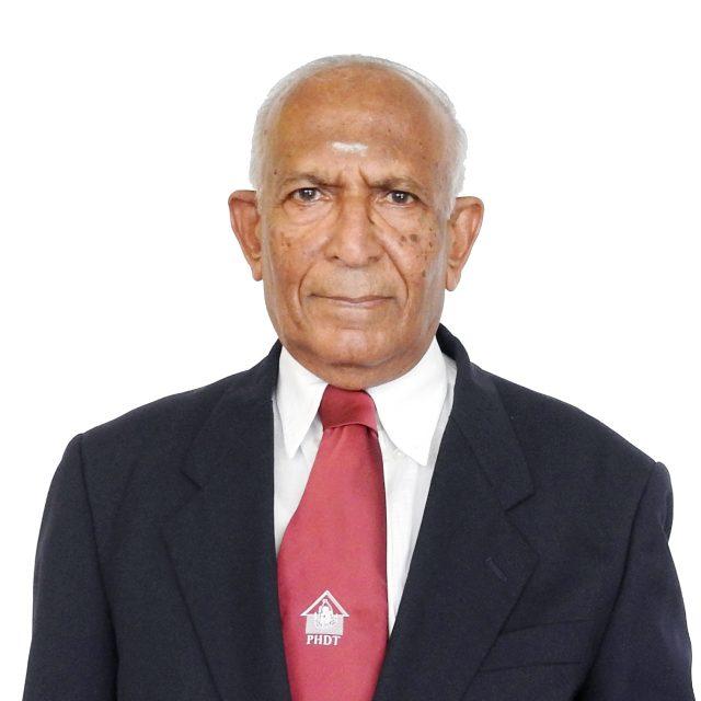 Mr. P. Sivarajah