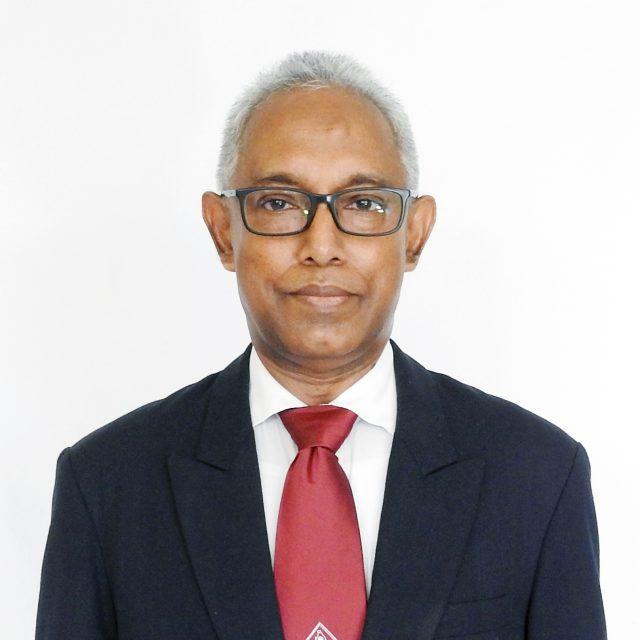 Mr. K.G. Punchihewa