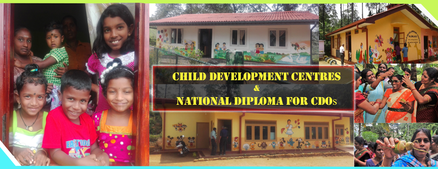 Child Development Centres...